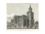 St Mary, Whitechapel, London Giclee Print by John Coney