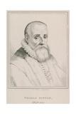 Portrait of Thomas Sutton Giclee Print