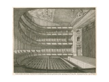 Theatre Royal, Covent Garden, London, as Altered Previous to the Opening on 15 September 1794 Giclee Print by John Winston