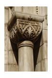 Capital. Euphrasian Basilica. Porec. Croatia Giclee Print