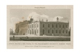 Female Reform and New Chapel of the Philanthropic Society, St George's Fields Giclee Print by Samuel Rawle
