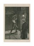 Death of the Duke of Albany Giclee Print