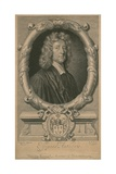 Portrait of Thomas Burnet Giclee Print by Sir Godfrey Kneller