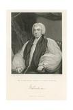Portrait of Beilby Porteus Giclee Print by John Hoppner