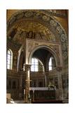Euphrasian Basilica. Ciborium Porec. Croatia Giclee Print