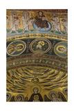 Euphrasian Basilica. Mosaic. Porec. Croatia Giclee Print