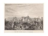 The New Crystal Palace at Sydenham Giclee Print