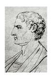 Aristotle (384-322 B.C.) Giclee Print