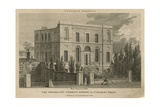 The Freemason's Charity School in St George's Field Giclee Print by Samuel Rawle
