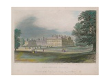 Kensington Palace, London Giclee Print by Thomas Onwhyn