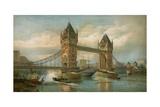 Tower Bridge, London Giclee Print