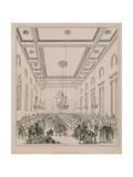 Grocer's Hall, London Giclee Print by Thomas Kearnan