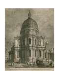 St Paul's Cathedral, London Giclee Print by Niels Moller Lund