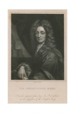 Sir Christopher Wren Giclee Print