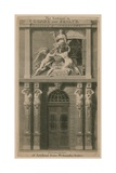 The Entrance to Coade and Sealy's Giclee Print by Samuel Rawle