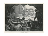 A Box at the Theatre - My First Season Giclee Print by Arthur Hopkins