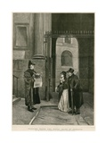 """Reduced Three Percents"", Bank of England Giclee Print by Philip Hermogenes Calderon"