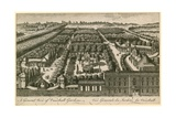 A General View of Vauxhall Gardens, London Giclee Print