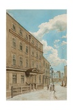 Clerkenwell Close, Numbers 28, 29 and 30 Giclee Print by John Phillipp Emslie