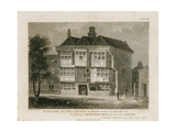 The Old Queen's Head, Islington Giclee Print by Frederick Wilton Litchfield Stockdale