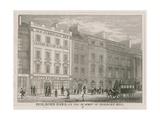Holborn Bars, on the Summit of Holborn Hill Giclee Print