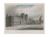 St James's Palace on Pall Mall Giclee Print by Thomas Onwhyn