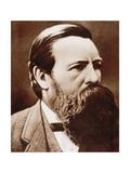 Engels, Friedrich (1820- 1895) Giclee Print