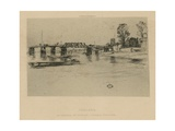 General View of Chelsea Giclee Print by James Abbott McNeill Whistler