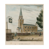 Battersea Church, Surrey Giclee Print