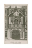 Mercer's Hall, Cheapside, London Giclee Print by T. Prattent
