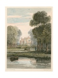 Strawberry Hill, London Giclee Print by Samuel Owen
