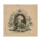 Portrait of John Wilkes Giclee Print