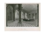 Bank of England, Parlour Giclee Print by Frederick Mackenzie