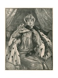 Sarah Bernhardt Giclee Print by Edmund Joseph Sullivan