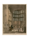 Henry 7th Chapel; Westminster, London Giclee Print by Thomas Uwins