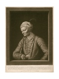 Jedediah Buxton, Who, Without Training, Could Solve the Most Difficult Problems in Arithmetic by… Giclee Print