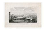 Waterloo Bridge, London, Opening on 18 June 1817 Giclee Print by Ramsay Richard Reinagle