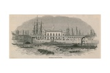 Blackwall Thames Steamer Giclee Print