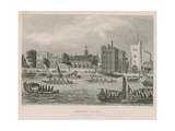 Lambeth Palace Giclee Print by T. Hampson Jones