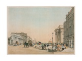 Hyde Park Corner, London Giclee Print by Thomas Shotter Boys
