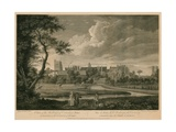 A View of the Archbishop of Canterbury's Palace at Lambeth, Surrey Giclee Print by George Edward Robertson