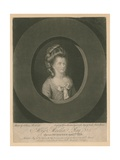 Martha Ray, Singer, Who Was Murdered by James Hackman, a Soldier, on 7 April 1779 Giclee Print by Nathaniel Dance-Holland