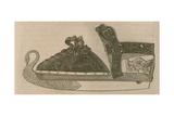 Queen Victoria's Ice Skates Giclee Print