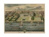 Somerset House, London Giclee Print by Leonard Knyff