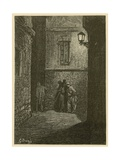 Whitechapel Giclee Print by Gustave Doré