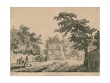 At Little Chelsea Giclee Print by Samuel Hieronymous Grimm