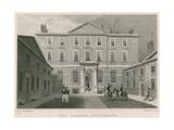 The Albany, Piccadilly, London Giclee Print by Thomas Hosmer Shepherd
