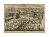 The Royal Palace of Kensington, London Giclee Print by Mark Anthony Hauduroy