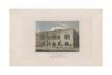 Trinity House on Tower Hill Giclee Print by Walter Wallis