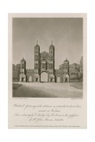 Whitehall Gateway Giclee Print by Thomas Sandby
